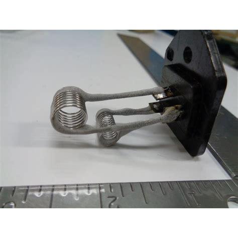 ac fan resistor ac blower motor resistor