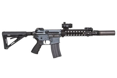 Airsoft Gun Aeg Airsoft Gi Custom M4 Grey Ghost Aeg Airsoft Gun