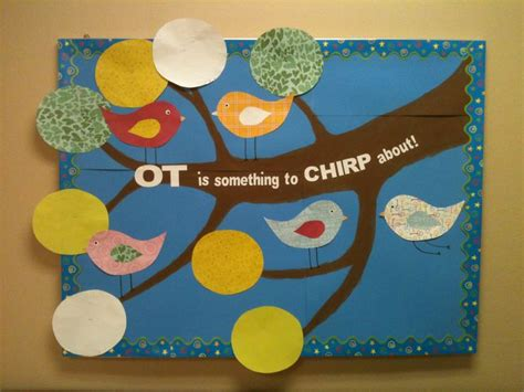 therapy ideas 17 images about ot bulletin boards on pinterest seasons