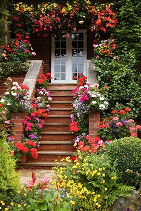 Red Brick House Door Colors by 52 Beautiful Front Door Decorations And Designs Ideas