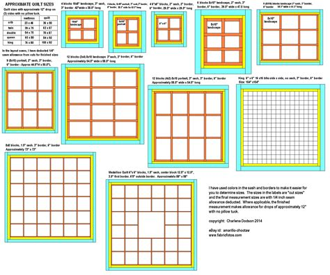 photo quilt layout fabric fotos ebay stores
