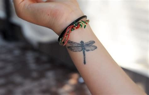 tattoo wrist dragonfly 25 sweet wrist tattoos for girls creativefan