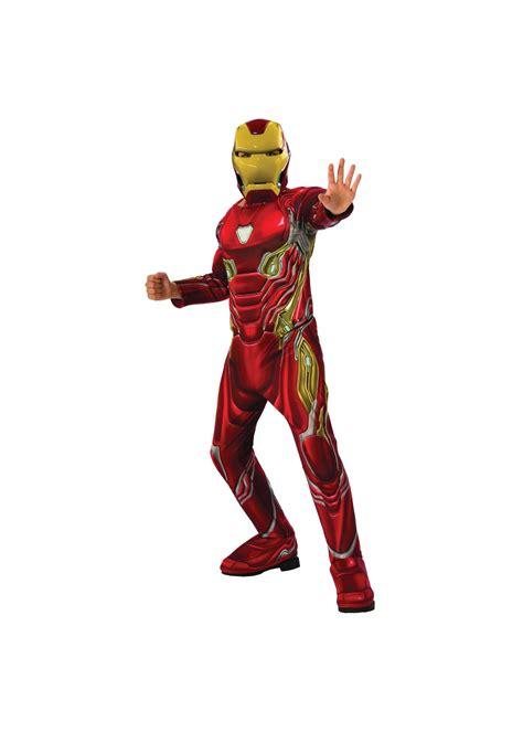 boys endgame iron man mark suit costume superhero