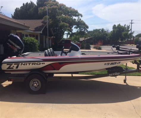 used nitro boats for sale nitro fishing boats for sale used nitro fishing boats