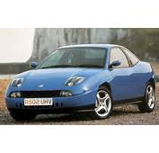 Why The Fiat Coupe Is A Proper 90s Hero Car