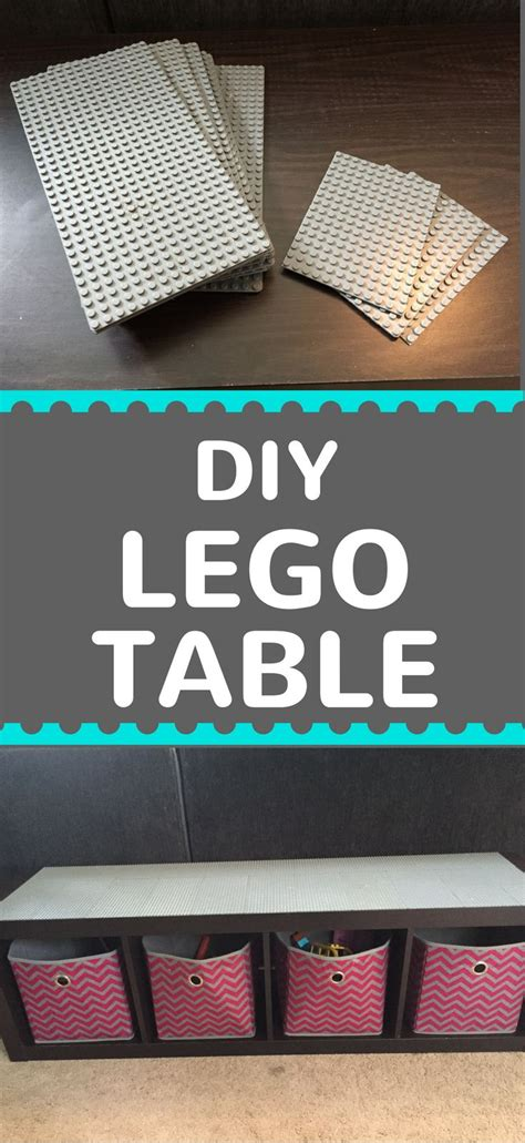 how to build a lego table best 25 diy lego table ideas on lego table