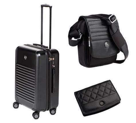 Mercedes Luggage by Mercedes Names Twc L To Launch Its Luggage And