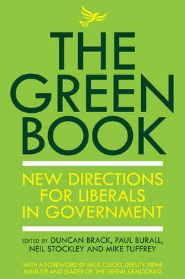 the in green books the green book politicos co uk