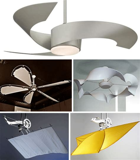 Designer Fans | are you a fan of ceiling fans 20 creative home fixtures