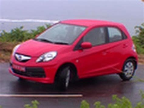 first look at honda s small car for india brio youtube