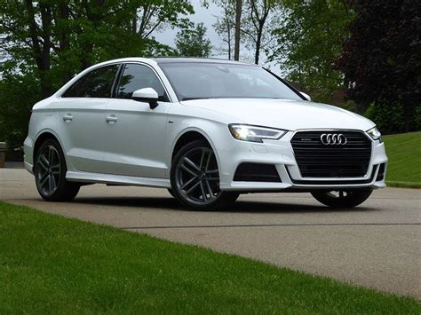 audi a3 road test 2017 audi a3 road test and review autobytel