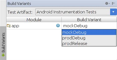 android studio testing tutorial leveraging product flavors in android studio for hermetic