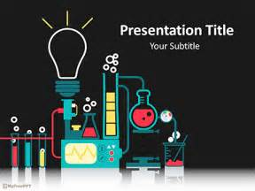 free chemistry powerpoint templates themes ppt