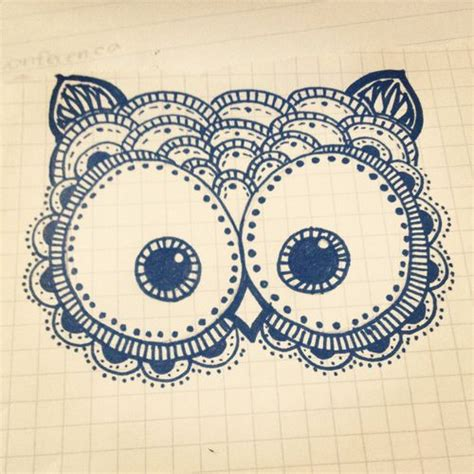 design drawing adalah owl drawing tumblr kkg pinterest around the worlds