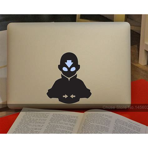 the last airbender avatar anime computer laptop decal