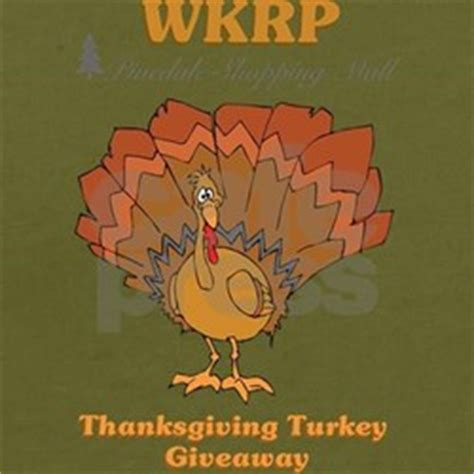 wkrp in cincinnati t shirts shirts tees custom wkrp in cincinnati clothing - Wkrp Turkey Giveaway