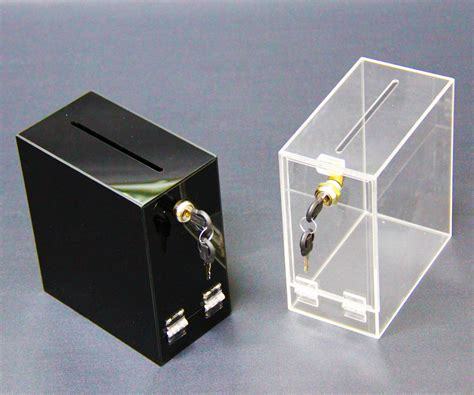Acrylic Box acrylic boxes pendec design pte ltd