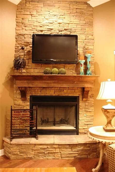 Corner Brick Fireplace by Corner Brick Fireplaces Woodworking Projects Plans