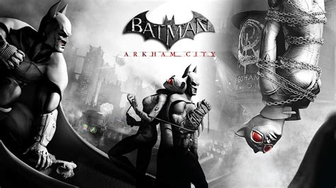 Arkham City batman arkham city and kleptomania