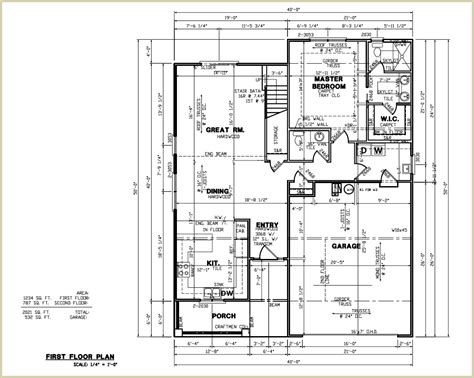 Sle Floor Plans Home Interior Design Ideashome Home Floor Plan Exles