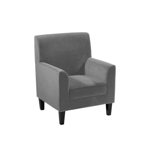 grey velvet bedroom chair medan charcoal grey velvet accent chair 2402511 buy