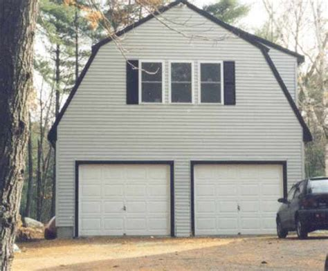 Gambrel Roof Garages by Gambrel Roof Barn With Apartment Woodworking Projects