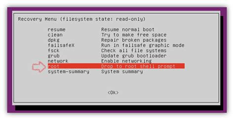 resetting forgotten ubuntu password how to quickly reset forgotten ubuntu password