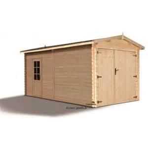 garage en bois 28mm 13 59m 178 porte en bois atlanta