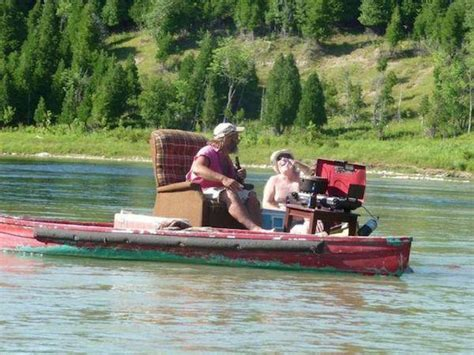 hillbilly boat drowning need a boat build one of these redneck boats