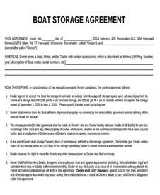 storage lease agreement template commercial lease agreement