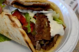 gyro sandwich from papa cristo s overoverunder