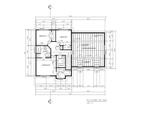 autocad house drawing 2d studio design gallery