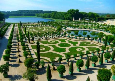jardines franceses jardin frances o a la frances caracteristicas fotos y