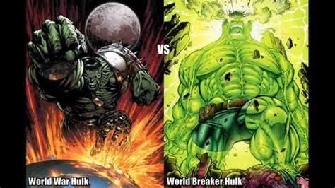 libro hulk world war hulk world war hulk vs world breaker hulk youtube