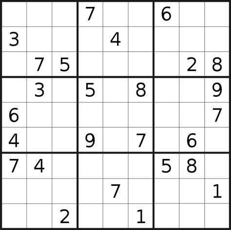 daily sudoku printable version sudoku 247 easy