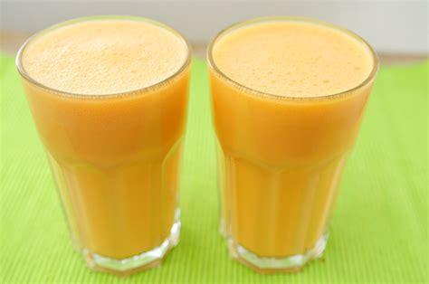 Blender Wortel ananas smoothie met wortel voedzaam snel