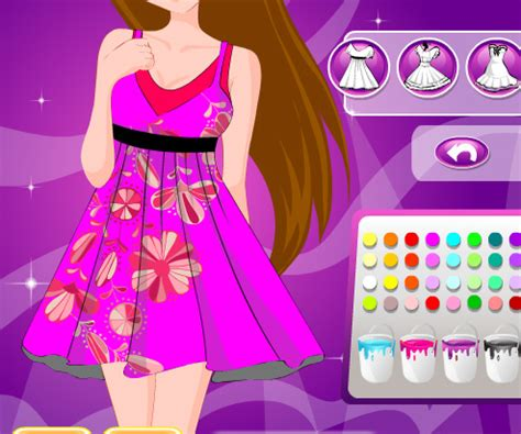 design your dream prom dress game table online game dress design game