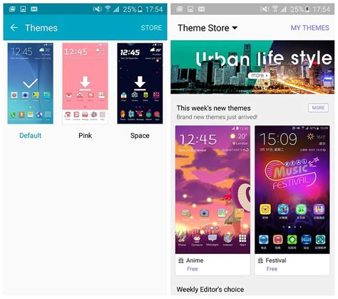 android theme store galaxy s6 edge tips and tricks 12 ways to master the edge androidpit