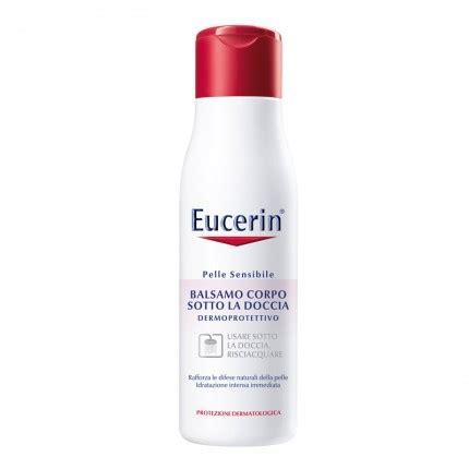 sotto la doccia balsamo corpo sotto la doccia eucerin idratazione intensa