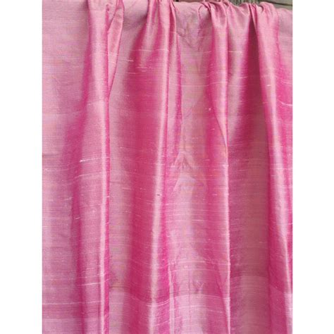 pale pink silk curtains light pink 100 percent pure silk dupioni grommet lined curtain