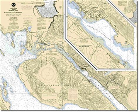 Juneau Tide Table by Marine Exchange Of Alaska Port Of Juneau