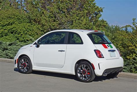 Turbo Fiat 500 by 2015 Fiat 500 Turbo Road Test Review Carcostcanada