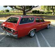 229 Best Chevelle Wagon Images On Pinterest