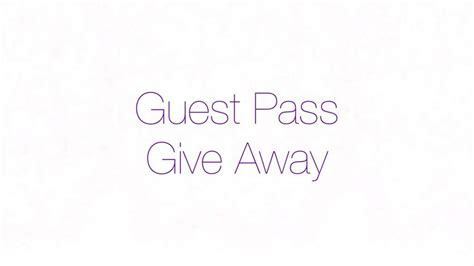 Crunchyroll Guest Pass Giveaway - crυncнyroll gυeѕтpaѕѕ gιveaway quot isn t it nice to be given free guest passes