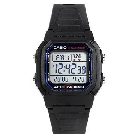 casio w 800h 1aves casio rel 243 gio collection w 800h 1aves preto rel 243 gio