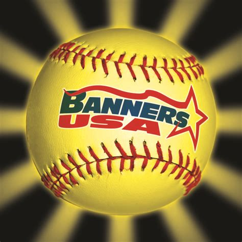 A Collection Of Our Vinyl Softball Team Banner Templates From Our Renowned Banner Builder 2013 Softball Team Banner Templates