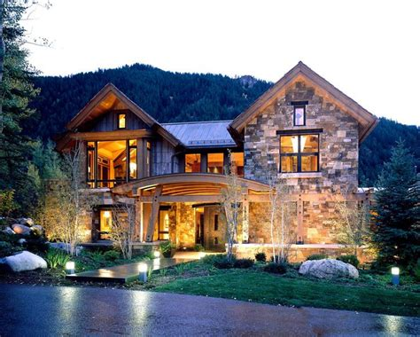 mountain home exteriors 1000 ideas about mountain home exterior on pinterest
