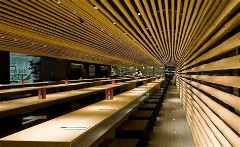 japanese restaurant designers restaurant design