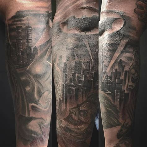 joker gotham tattoo video 255 best images about tattoos by oksana weber on pinterest