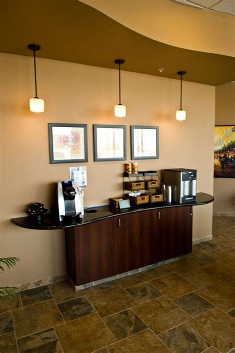 images  coffee station office  pinterest